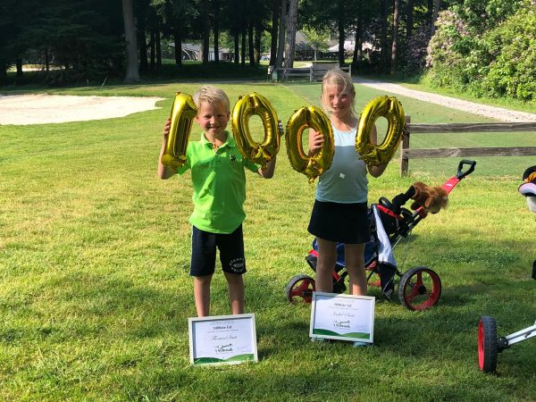 Verwelkoming 1000e lid Golf & Country Club 't Sybrook!