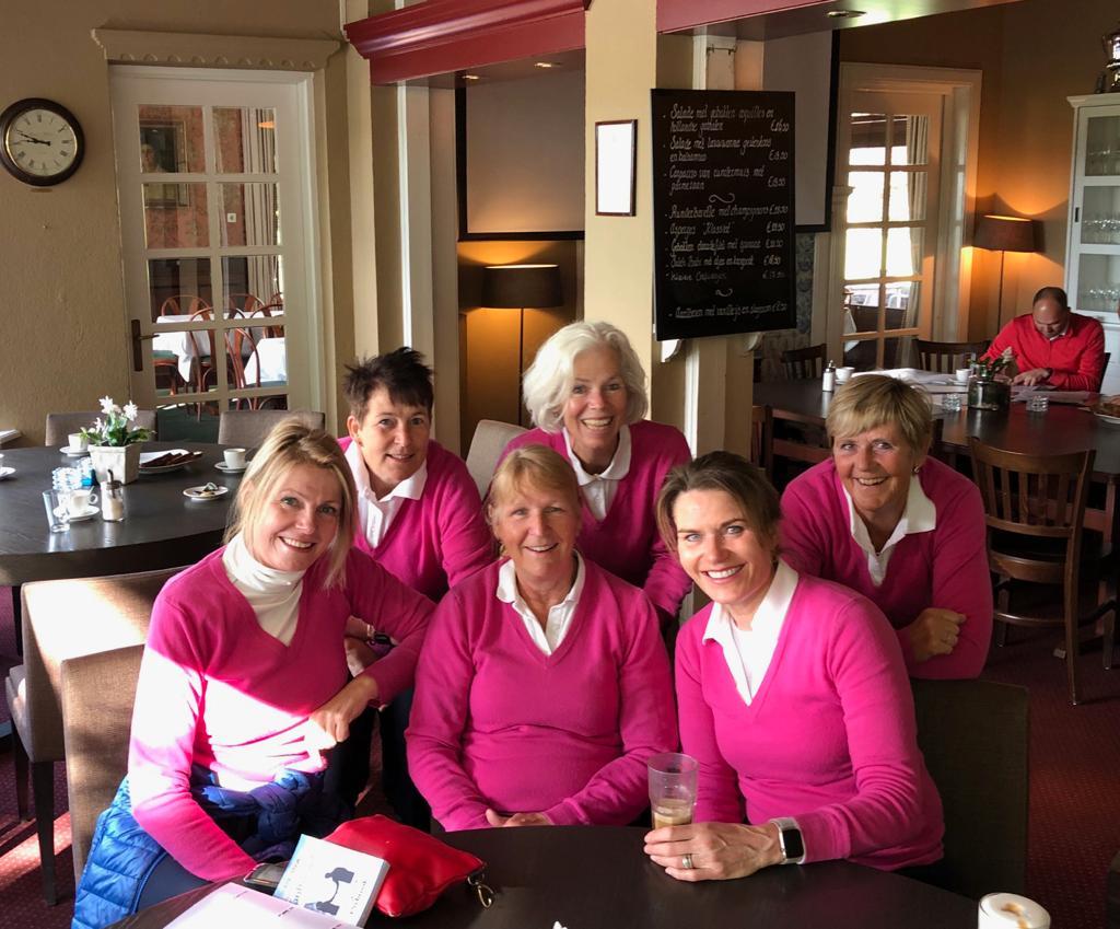 Competitie verslag Dames 1 (36 holes)