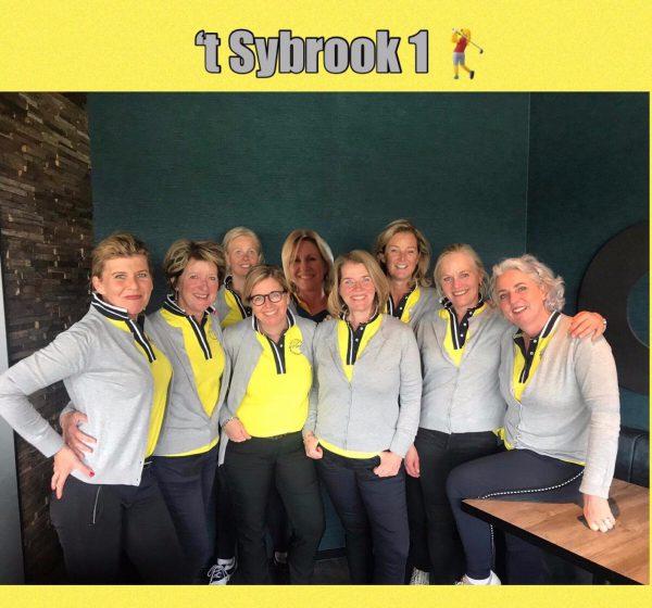Verslag Dames 1 dinsdag 27-holes