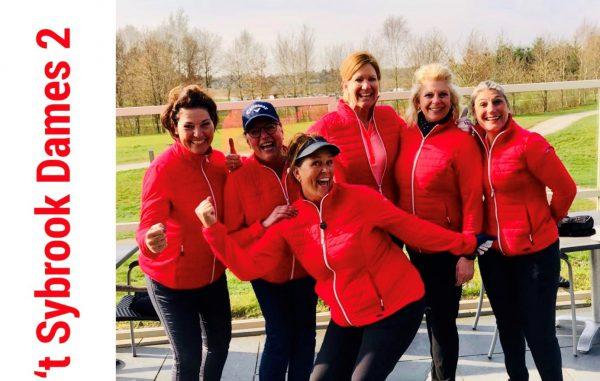 Competitieverslag Dames 2 27 holes