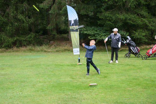 Golfweek ouder-kind wedstrijd in Italiaanse sferen