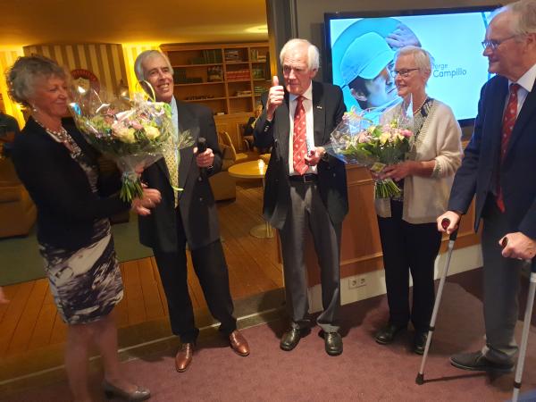 Nieuwe bestuursleden SeniorenConvent