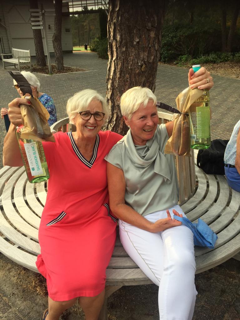 Uitwisseling damesdag    Sybrook met de dames van Nunspeet op 30 juli 2019