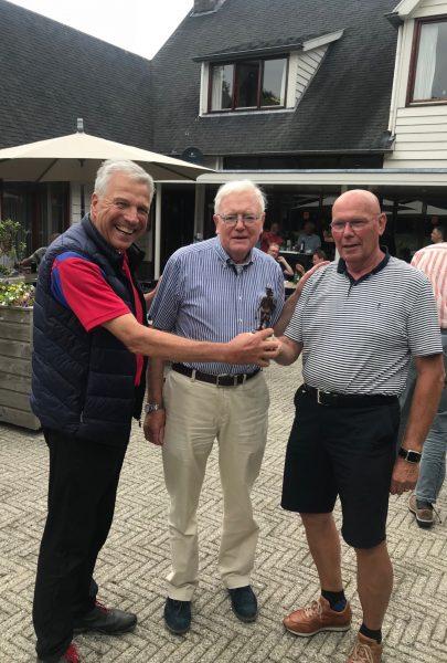 Tweedaags stablefordkampioenschap voor Engelbert Lotgerink