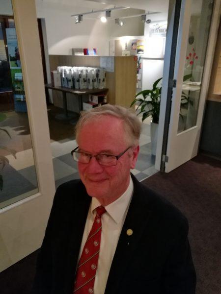 Gerard Vastert lid van verdienste SeniorenConvent