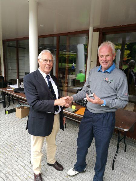 Jan Boswerger beste in Old Grand Dad