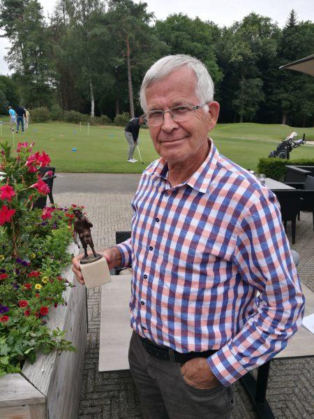 Henk Blanken kampioen bij SeniorenConvent Stableford