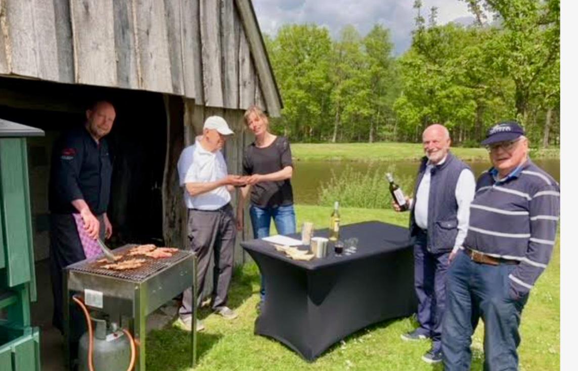 Bé Brandsemabokaal – Henk Leusenkamp winnaar
