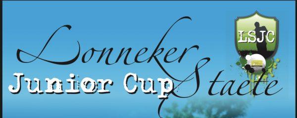 Komt u a.s. zaterdag ook kijken bij de Lonneker Staete Junior Cup (LSJC)?