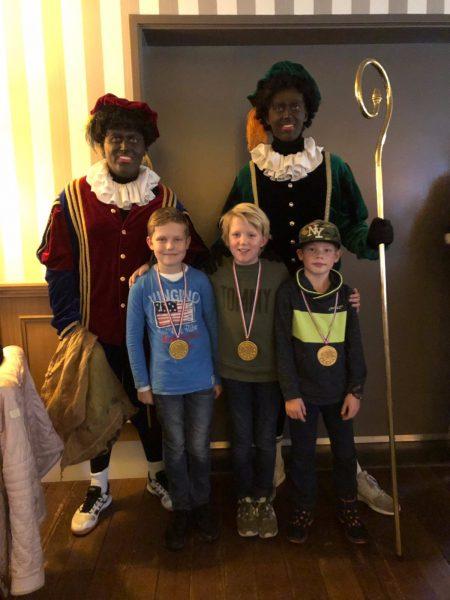 Sinterklaaswedstrijd 2018 jeugd