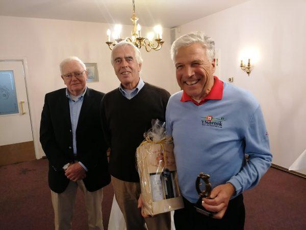 Henk ter Braak wint in Münster