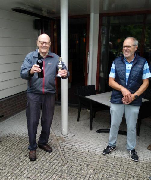 Kampioen Stableford SeniorenConvent