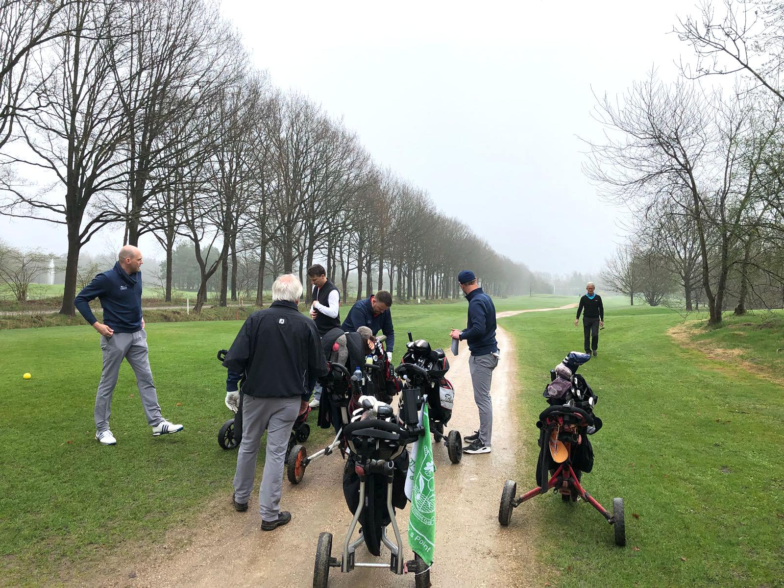 Tweede speeldag Heren 1 – 27 Holes wint in Havelte van Golfclub Zwolle
