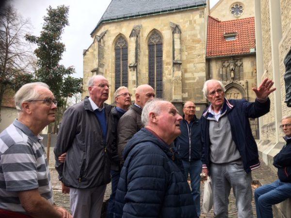 Ruud-trofee en excursie naar Münster